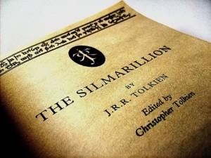 Portada de El Silmarrillion