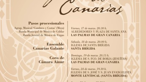 Ainur participa de nuevo en el Festival de Música Religiosa de Canarias
