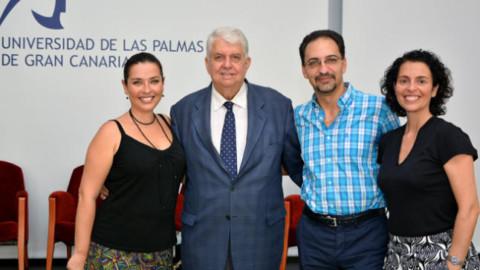 Promuscan rinde homenaje a Lothar Siemens