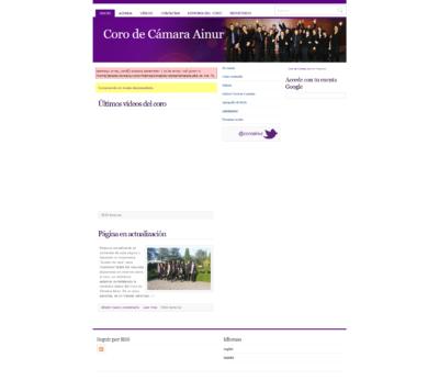 Web en 2011