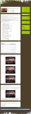 Web inicial en 2006