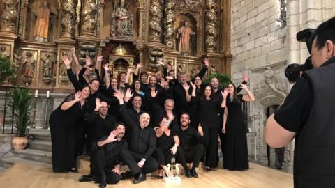 Un histórico premio para el Coro de Cámara Ainur en Cantabria