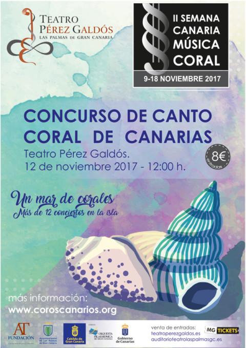 Ainur organiza la II Semana Canaria de la Música Coral