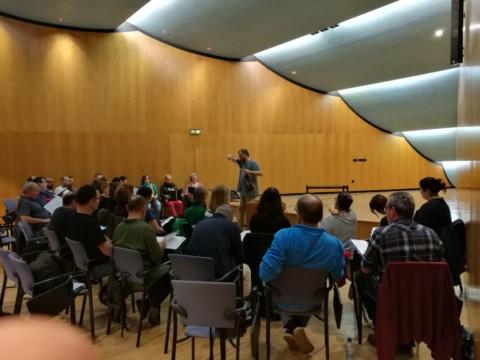 Ainur asume el Magnificat de Bach en el International Bach Festival