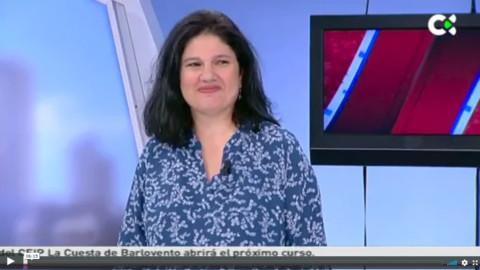 Entrevista en Canarias Hoy (RTVC)