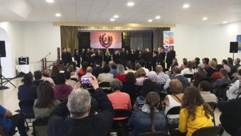 Primer concierto de la Semana Canaria de la Música Coral en Tenerife