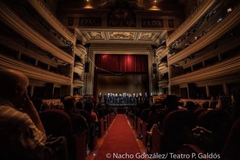 Un gran espectáculo coral cierra la IV Semana Canaria de la Música Coral