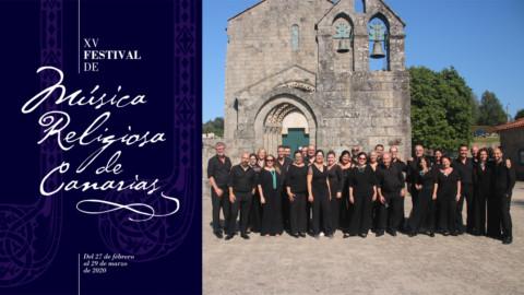 Conciertos dentro del Festival de Música Religiosa de Canarias