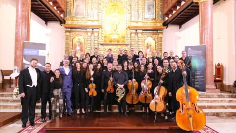 Extracto de los conciertos en el Festival de Música de Canarias